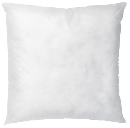 Pillow Inserts 20 X 20 Fits The 18 X 18 Pillow Covers