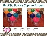 BEV 2 GO BUBBLE CUPS